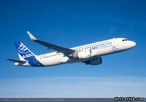 Airbus A320 CEO