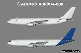 Airbus A300B4-203Freighter