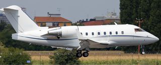 Bombardier/Challenger Bombardier Inc. Model CL600-2B16 (Challenger CL604)
