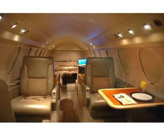 Dassault falcon 50 a ronef en vente eur n for Interieur falcon 2000