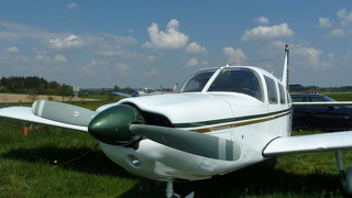 Piper Cherokee 6 PA 32-300  -- 7 Seater