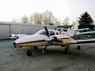 Piper SENECA III - LOPRESTI SPEED MODS