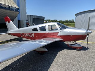 Piper PA 28-160 Cherokee, Mogas
