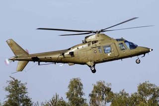 Agusta 109 CM  already downpaymnt received, sold