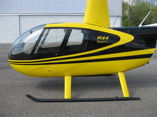 Robinson R44 Raven 1 Hydraulic, Leather, Garmin 430