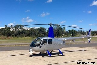 Robinson R44 Newscopter