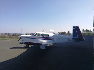 Mooney Mooney M20 J,  205, VERKAUFT--sorry, sold