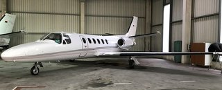 Cessna C 550 Citation II    -  8 Seats- fresh DOC 10 Inspection -- in AOC
