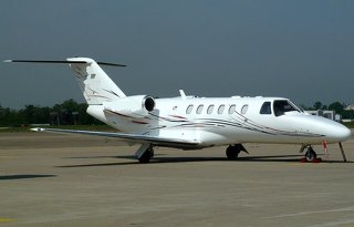 Cessna Citation Jet CJ 2+ AOC operated