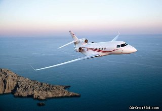Dassault 7X - EASA Europe under 2800 hrs