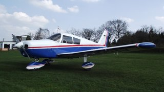 Piper PA 28-140 Cruiser - 150 PS MOGAS- super condition