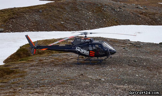 Eurocopter AIRBUS HELICOPTERS H125