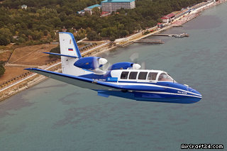 Beriev BE-103 amphibious aircraft