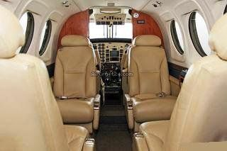Beechcraft KING AIR C90GT - Based Europe, also 2009 avail.