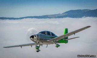 Cirrus SR22T Turbo Grand
